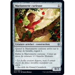 Artefact - Marionnette curieuse (U) [ELD]