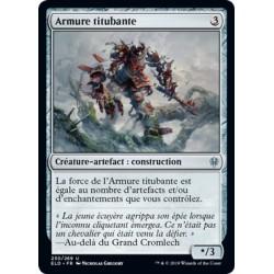 Artefact - Armure titubante (U) [ELD]