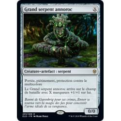 Artefact - Grand serpent annoroc (R) [ELD]