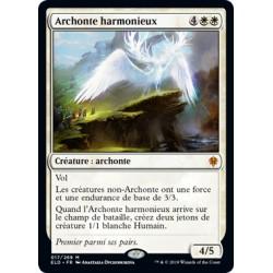 Blanche - Archonte harmonieux (M) [ELD]