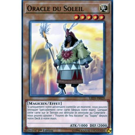 Yugioh - Oracle du Soleil (C) [LED5]