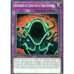 Yugioh - Hurlement de l'Esprit de la Terre Immortel (C) [LED5]