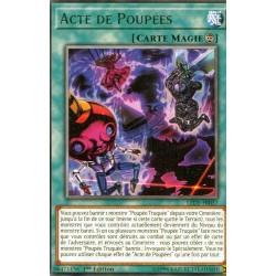 Yugioh - Acte de Poupées (R) [LED5]