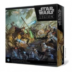 Star Wars - Legion - Boîte de Base Clone Wars