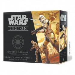 Star Wars - Legion - Extension d'unité Soldats Clones de Phase 1