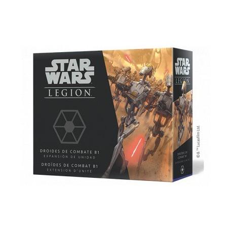 Star Wars - Legion - Extension d'unité Droïdes de Combat B1