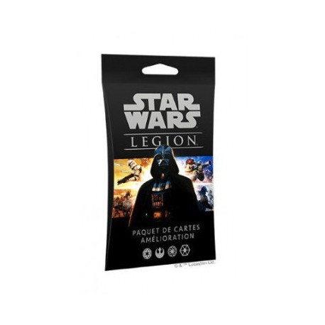 Star Wars - Legion - Paquet de Cartes Amélioration