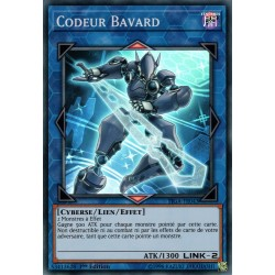 Yugioh - Codeur Bavard (SR) [FIGA]