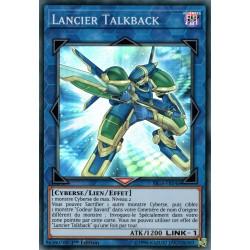 Yugioh - Lancier Talkback (SR) [FIGA]