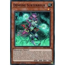 Yugioh - Démone Subterreur (SR) [FIGA]