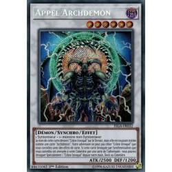 Yugioh - Appel de l'Archdémon (STR) [FIGA]