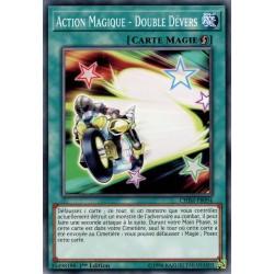 Yugioh - Action Magique - Double Dévers (C) [CHIM]