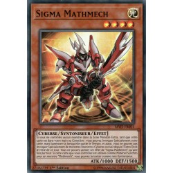 Yugioh - Sigma Mathmech (SR) [MYFI]