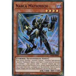 Yugioh - Nabla Mathmech (SR) [MYFI]