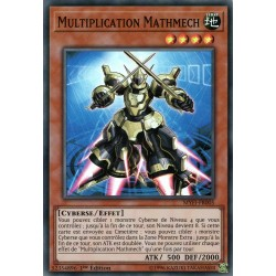 Yugioh - Multiplication Mathmech (SR) [MYFI]