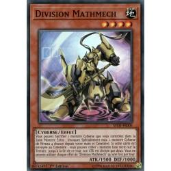 Yugioh - Division Mathmech (SR) [MYFI]
