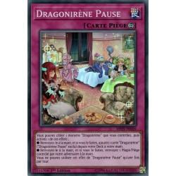 Yugioh - Dragonirène Pause (SR) [MYFI]