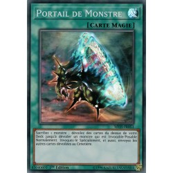 Yugioh - Portail de Monstre (SR) [MYFI]