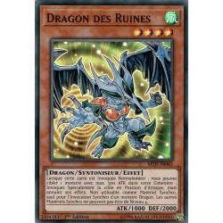 Yugioh - Dragon des Ruines (SR) [MYFI]