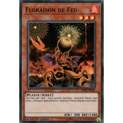 Yugioh - Floraison de Feu (SR) [MYFI]