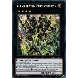 Yugioh - Alembertien Primathmech (STR) [MYFI]
