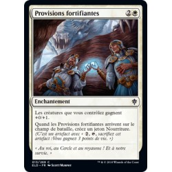 Blanche - Provisions fortifiantes (C) FOIL [ELD]