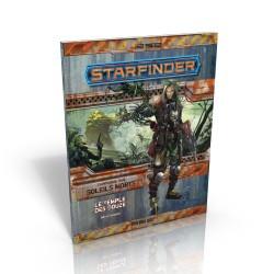 deuxieme volume de la campagne Soleils Morts pour Starfinder