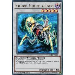 Yugioh - Kalidor, Allié de la Justice (UR) [DUDE]