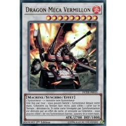 Yugioh - Dragon Méca Vermillon (UR) [DUDE]
