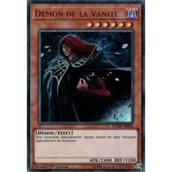 Yugioh - Démon de la Vanité (UR) [DUDE]
