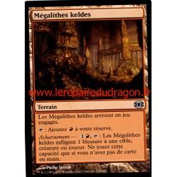 Terrain - Mégalithes Keldes (U)