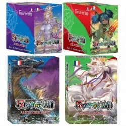 AO2 Alice Origin Lot des 2 decks : Pricia et Valentina VF - Force of Will