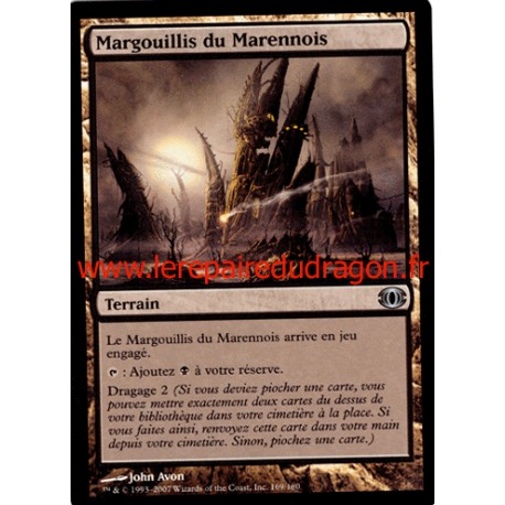 Terrain - Margouillis du Marennois (U)