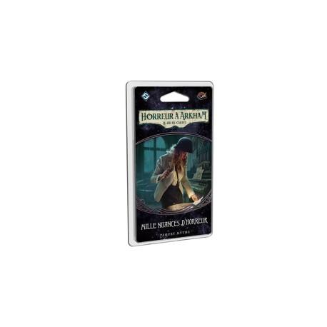 Horreur à Arkham - Les Dévoreurs de Rêves - #IIB Mille Nuances d'Horreur