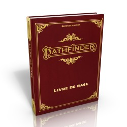 Pathfinder - Livre de Base Collector - 2e Edition