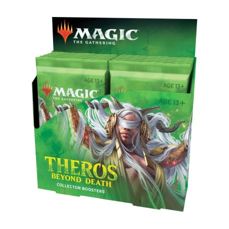 Boîte de 24 Boosters Theros Beyond Death COLLECTOR VO (24/01/2020)