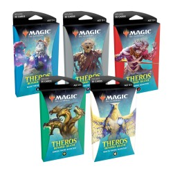 Lot des 5 Theme Booster Theros Beyond Death VO
