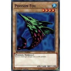 Yugioh - Poisson Fou (C) [SBTK]