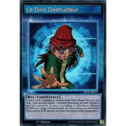 Yugioh - Le Dino Destructeur (SR) [SBTK]