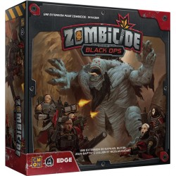Zombicide Invader - Black Ops boite