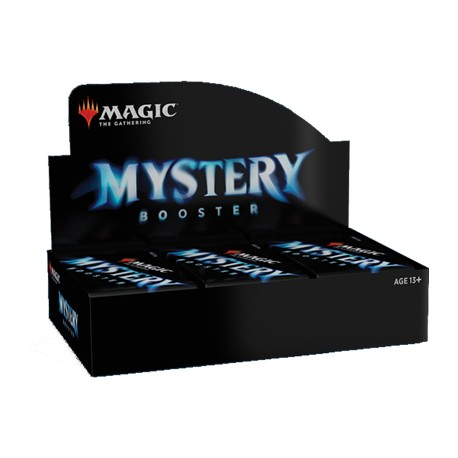 Boite MTG: Mystery Booster - 24 Boosters (13/03/2020)