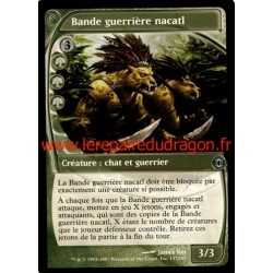 Verte - Bande Guerrière Nacatl (U)