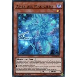 Yugioh - Âmes des Magiciens (UR) [LED6]
