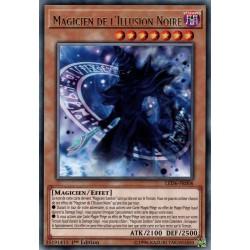 Yugioh - Magicien de l'Illusion Noire (R) [LED6]