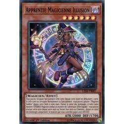 Yugioh - Apprentie Magicienne Illusion (SR) [LED6]