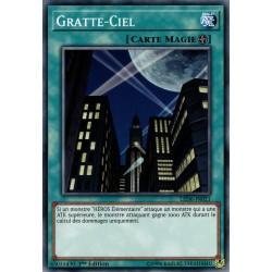 Yugioh - Gratte-Ciel (C) [LED6]