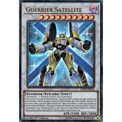 Yugioh - Guerrier Satellite (UR) [LED6]