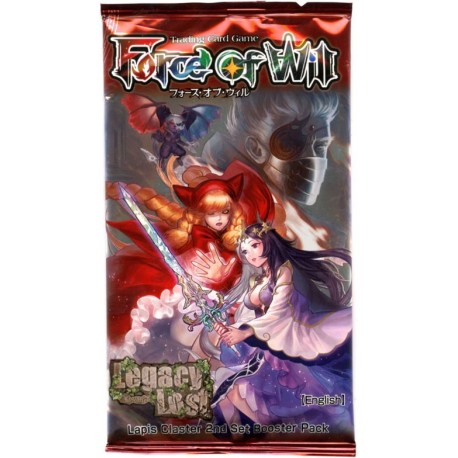 Force of Will Héritage Perdu (Legacy Lost)
