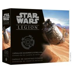 Star Wars - Légion : Capsule de Sauvetage Écrasée