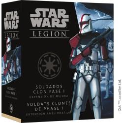 Star Wars - Legion - Extension Amélioration Soldats Clones de Phase 1